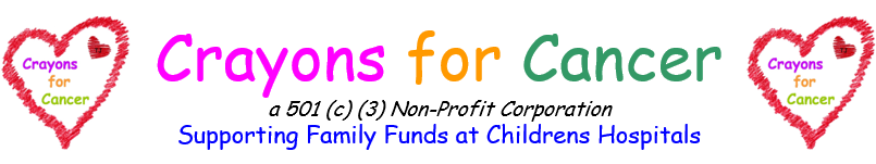 Crayons for Cancer Inc Logo